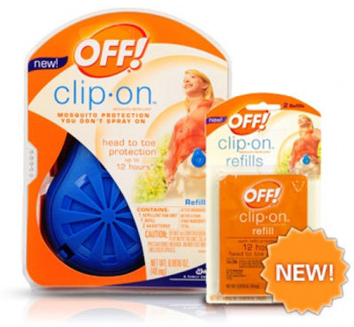 Off Clip On Mosquito Repellent 7 Things To Bring