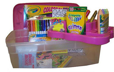 Coloring Book and Crayons - 7 Toys We Never Outgrow ... …