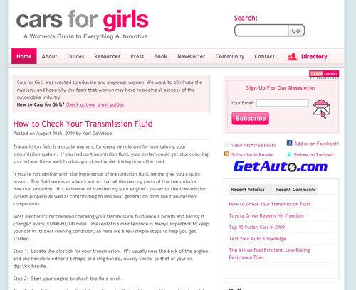 Best websites for girls