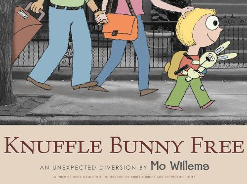 Knuffle Bunny Tree by Mo Willems