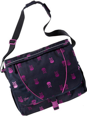 GAP Printed Messenger Bag - 7 Cute Bags for Back to School ... …