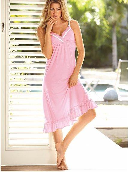 Victoria's Secret Eyelet Gown