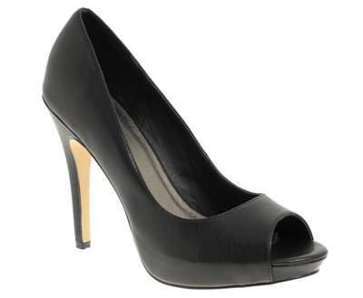 ASOS Princess Peep Toe Shoe