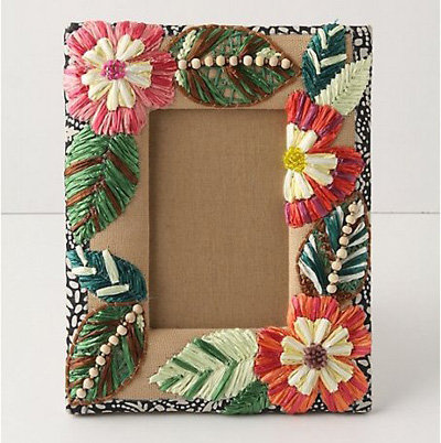 anthropologie far flung frame