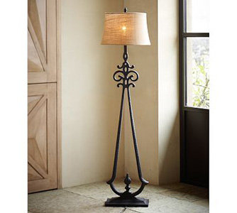 Pottery Barn Sienna Floor Lamp 7 Stylish Floor Lamps