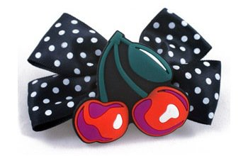 Ukiyo5 Cherry & Bow Hairclip