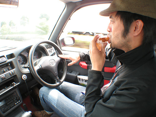 Eat and Drive!