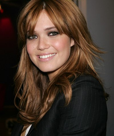 August 2007 10 Mandy Moore Hairstyles Through The Years