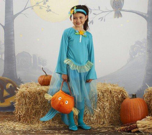 Pottery Barn Kids Mermaid Tutu Costume