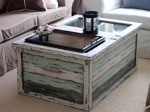 Trunk Table 7 Coffee And Sofa Tables Lifestyle