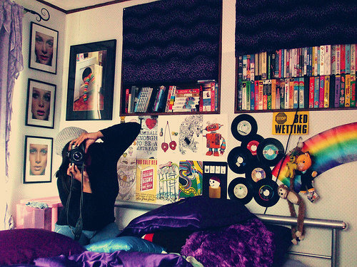 Rockin 39 Records 7 Cute Room Ideas You Will Love