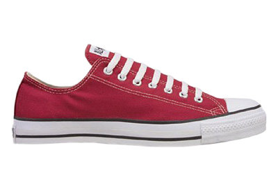 Converse all stars are the ultimate MUST- HAVE shoes for teens! I have four pairs myself and love wearing them! The bright red color of this particular pair