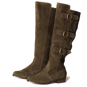 7 lush suede boots for fall fashion