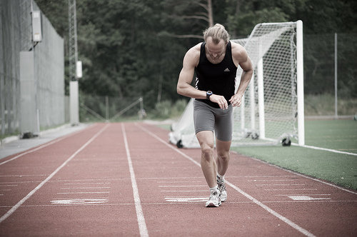 Keith Brantly, U.S. Olympic Marathoner