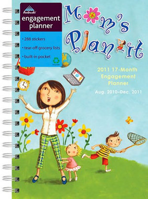 Avalanche Mom's Plan-It Engagement Planner