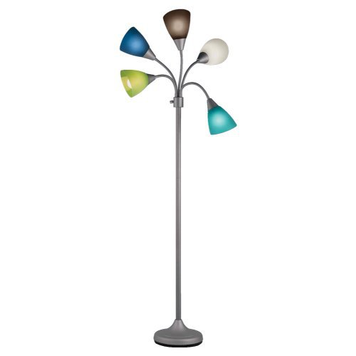Multi Color Floor Lamp - Home Design Ideas and Pictures