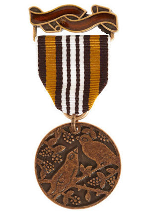 Medal of Honor, Sparrow or Owl