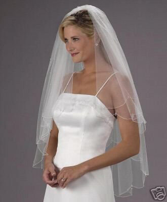 7 Stunning Wedding Veils  | All Women Stalk