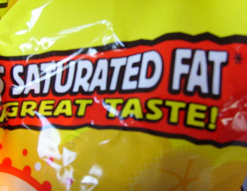 Saturated Fat Daily Limit 115