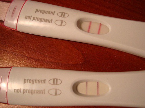 unplanned pregnancy abortion pregnant dont know what