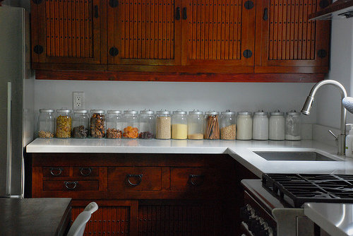 Dry Goods Storage 9 Uses For Old Food Containers