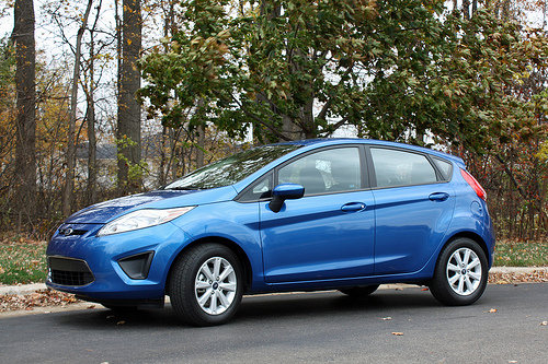 Review: 2011 Ford Fiesta