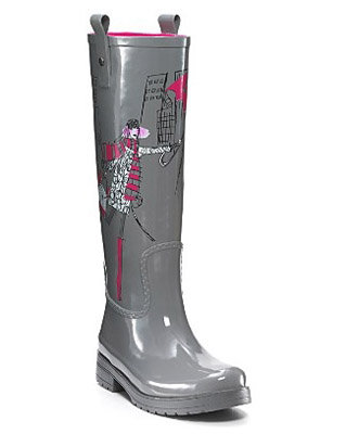 Rain Boots Cute - Cr Boot