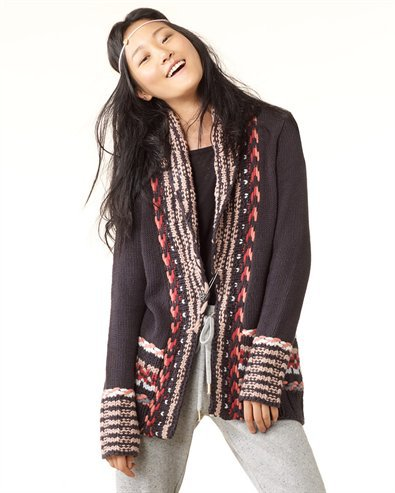 Chunky Stitch Cardigan - 7 Extremely Cool Clothes I Love from…