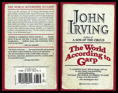 the world according to garp essay Is this the perfect essay for you save time and order the world according to garp essay editing for only $139 per page top grades and quality guaranteed.