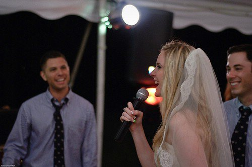 Sing to Your Groom
