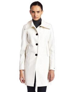 2. Winter White - 8 Cutest Winter Coats for Teenage Girls → ?…