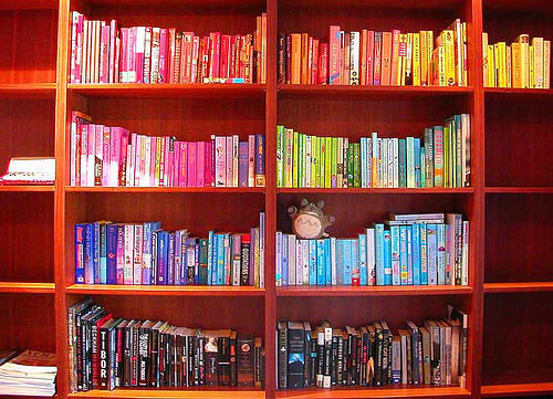 Fun Ways To Arrange Your Books Lifestyle