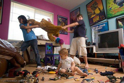 Children up to no good: photos - BabyCentre UK
