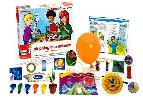 1 stepping into science play kit