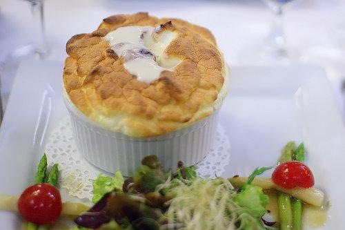 Asparagus Soufflé - 7 Eggy Recipes ... Lifestyle