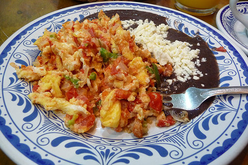 Huevos a La Mexicana - 7 Eggy Recipes ... → Lifestyle