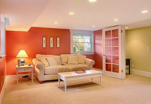 House Wall Colors go for warm and homey wall colors - 7 ways to make your house a…