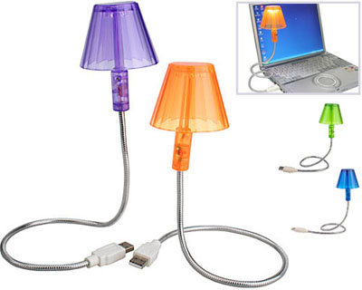 USB Retro Lamp
