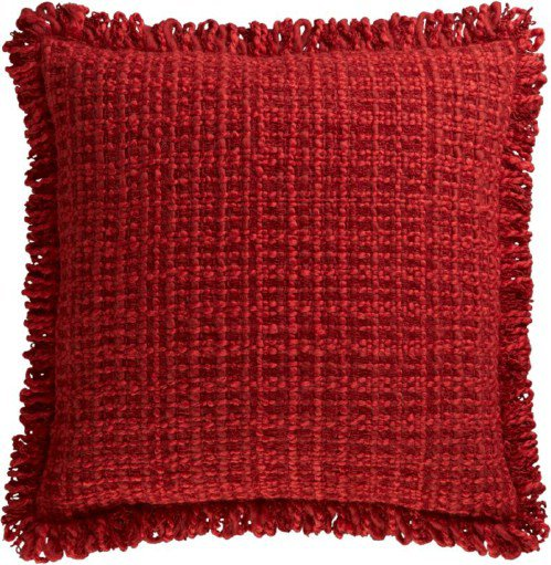 Crate Barrel Fahey 18 Pillow 8 Pretty Holiday Throw