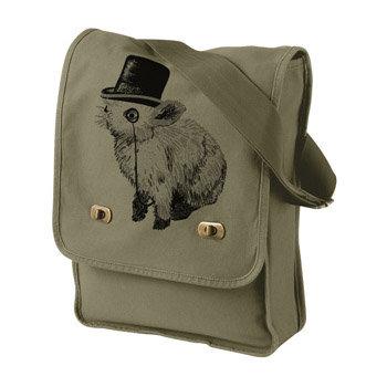 Sir Fancy Rabbit Field Bag