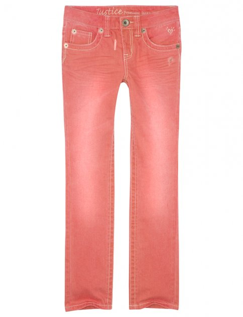 Justice for Girls Color Skinny Jean - 7 Cute Jeans for Tweens ...…