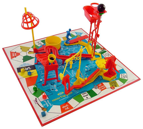 mouse trap game