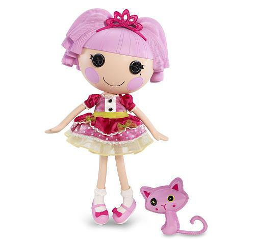 Christmas Toys For All Girls : Lalaloopsy doll jewel sparkles hot holiday toys for
