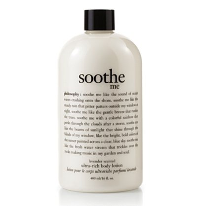 Philosophy Soothe Me Body Lotion