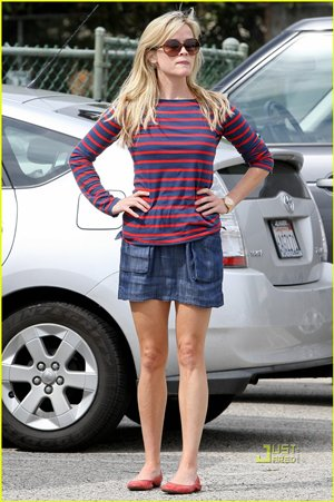Ballet Flats Belle 10 Reese Witherspoon Street Style