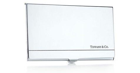 Tiffany co business card case 8 beautiful tiffany for Tiffany and co business card holder