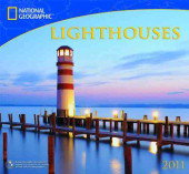 National Geographic Lighthouses 2011 Calendar