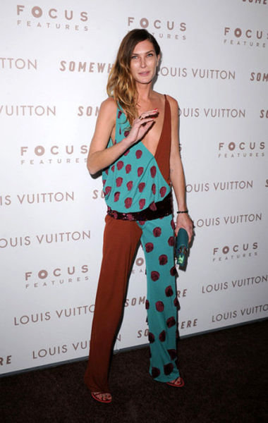 3. Erin Wasson - 12 Worst Celebrity Outfits of 2010 ...