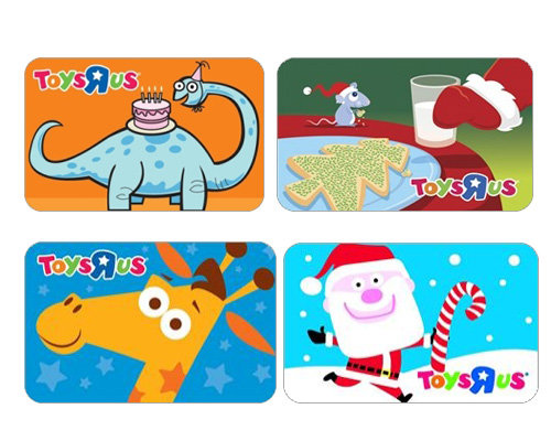 Toys R Us Gift Card - 7 Great Gift Cards for Kids ... …