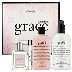 Philosophy Amazing Grace Deluxe Set - 10 Amazing Sephora Special…